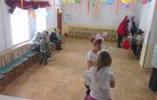 dětský maškarní a has. ples 2013